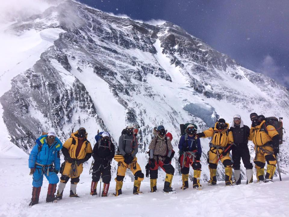 Vertical everest 2016